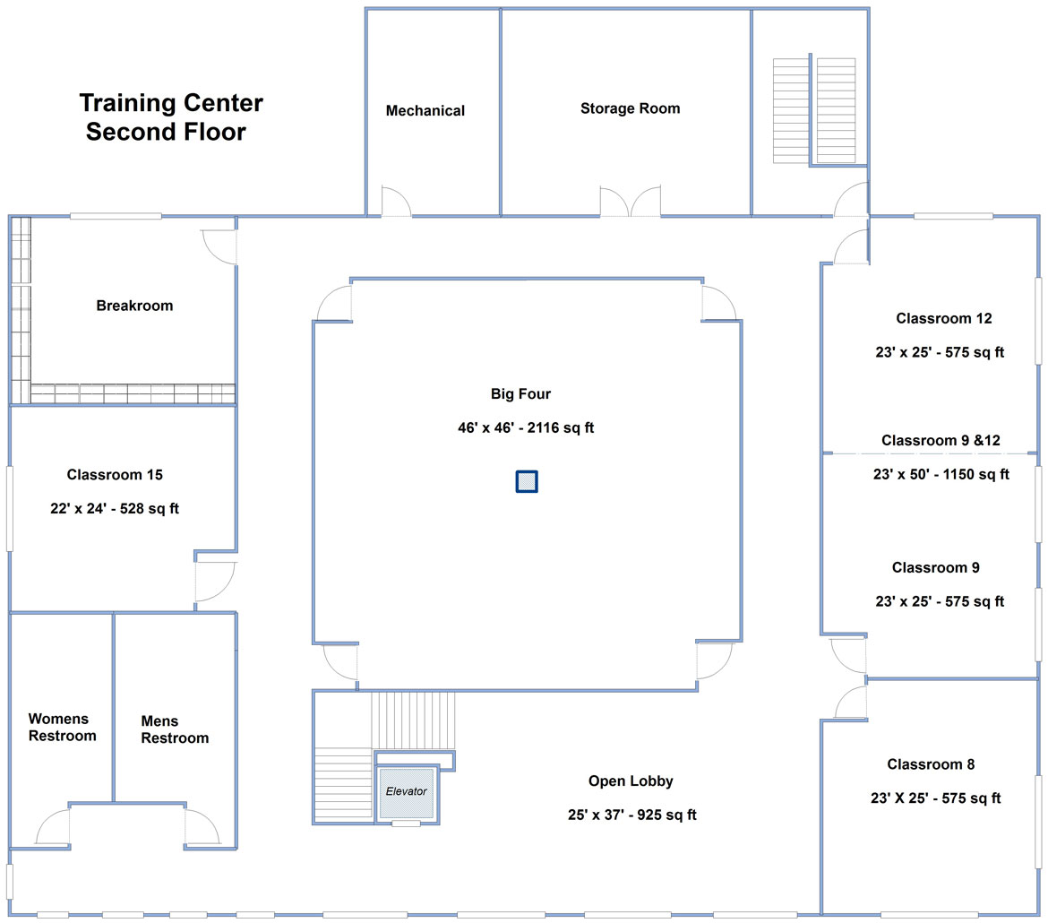 Training-Center-Second-Floor